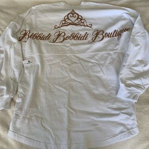 New w/tags Bibbidi Bobbidi Boutique spirit Jersey